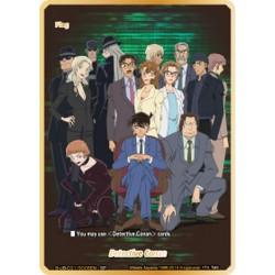 BFE S-UB-C01/S006EN SP Detective Conan [Black Organization | FBI (Flag)]