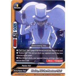 BFE S-UB-C01/0027EN FOIL/R Elusive, Kid the Phantom Thief