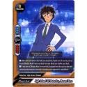 BFE S-UB-C01/0028EN FOIL/R High School Girl Detective, Masumi Sera