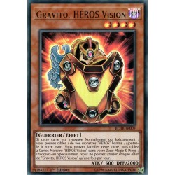 BLHR-FR009 Gravito, HÉROS Vision