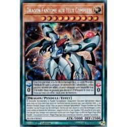BLHR-FR043 Dragon Fantôme aux Yeux Complets