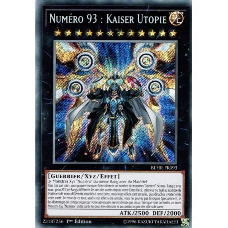 BLHR-FR093 Number 93: Utopia Kaiser