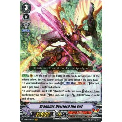 CFV V-EB07/001EN VR Dragonic Overlord the End