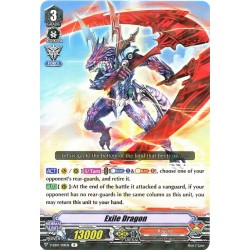 CFV V-EB07/019EN R Exile Dragon