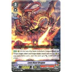 CFV V-EB07/020EN R Lava Blast Dragon