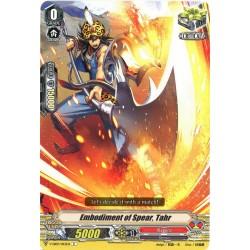 CFV V-EB07/043EN C Embodiment of Spear, Tahr