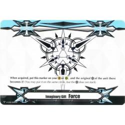 CFV V-EB07 V-GM2/0001EN Gift Marker Imaginary Gift Marker II Force Series II