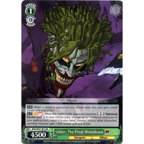 BNJ/SX01-001 RR Joker: The Final Showdown