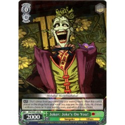 BNJ/SX01-004 R Joker: Joke's On You!