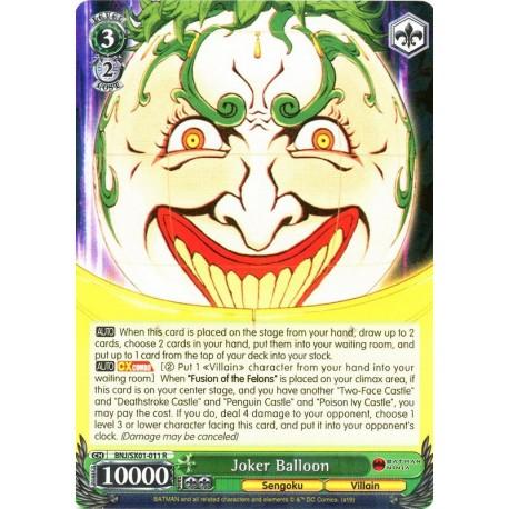 BNJ/SX01-011 R Joker Balloon