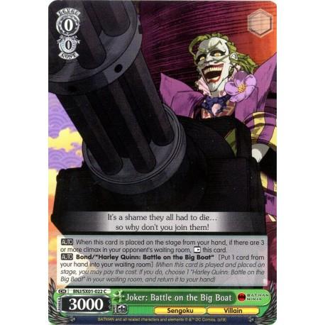 BNJ/SX01-022 C Joker: Battle on the Big Boat