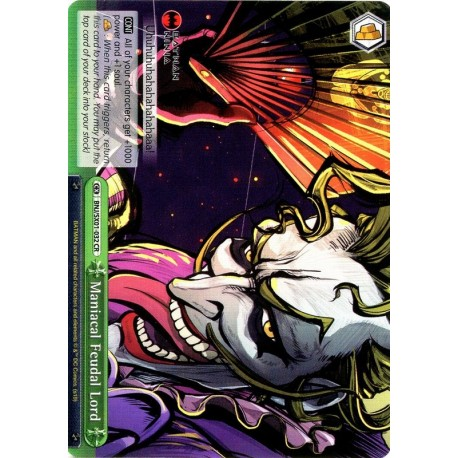 BNJ/SX01-032 CR Maniacal Feudal Lord