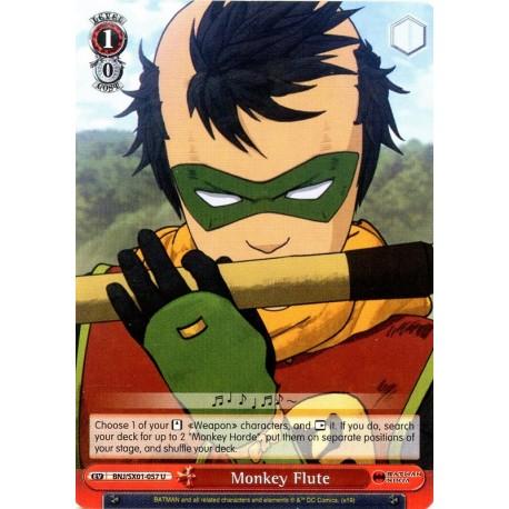BNJ/SX01-057 UC Monkey Flute