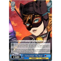 BNJ/SX01-068 R Catwoman: Sly Deal