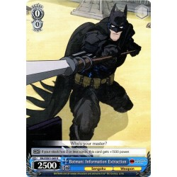 BNJ/SX01-069 R Batman: Information Extraction