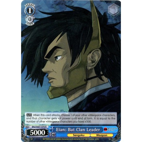 BNJ/SX01-070 R Eian: Bat Clan Leader