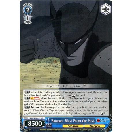 BNJ/SX01-072 R Batman: Blast From the Past