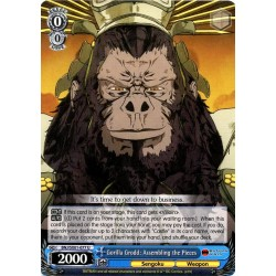 BNJ/SX01-077 UC Gorilla Grodd: Assembling the Pieces