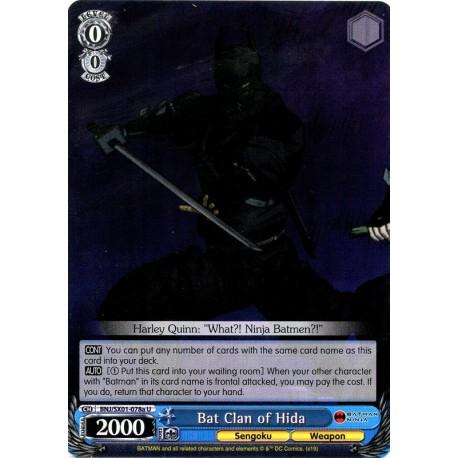 BNJ/SX01-078a UC Bat Clan of Hida