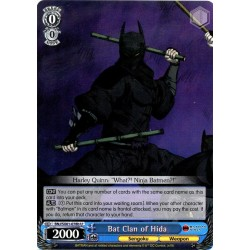 BNJ/SX01-078b UC Bat Clan of Hida