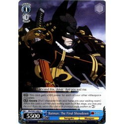 BNJ/SX01-080 UC Batman: The Final Showdown