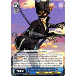BNJ/SX01-086 C Catwoman: Battle on the Big Boat