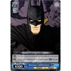 BNJ/SX01-092 C Batman: Infiltration