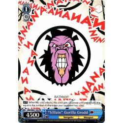 BNJ/SX01-105 PR Villain Gorilla Grodd