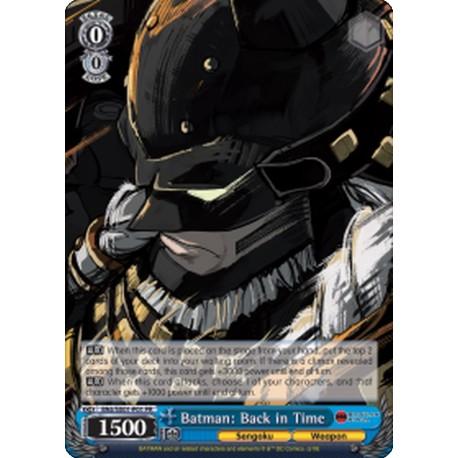 BNJ/SX01-P01 PR Batman: Back in Time