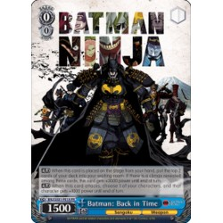 BNJ/SX01-P01A PR Batman: Back in Time