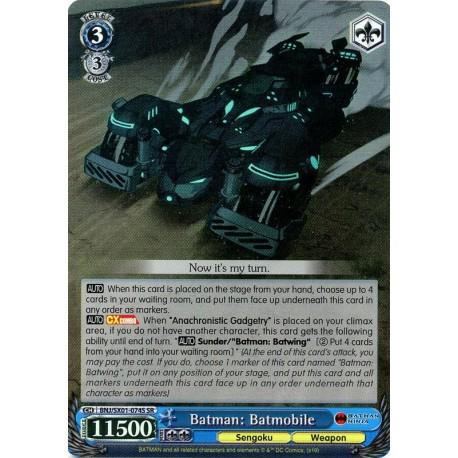 BNJ/SX01-074S SR Batman: Batmobile