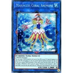 RIRA-EN041 SeR Anémone Corallienne Marincesse/Marincess Coral Anemone