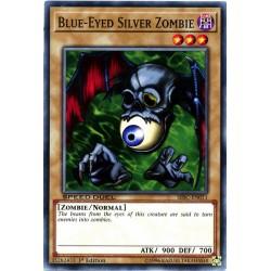 YGO SBSC-EN011 Zombie Argenté aux Yeux Bleus / Blue-Eyed Silver Zombie