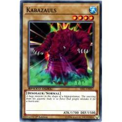 YGO SBSC-EN017 Kabazauls / Kabazauls