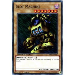 YGO SBSC-EN025 Machine à Sous / Slot Machine