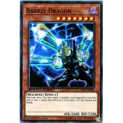 YGO SBSC-EN026 Revolver Dragon / Barrel Dragon