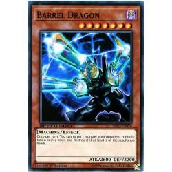 YGO SBSC-EN026 Barrel Dragon