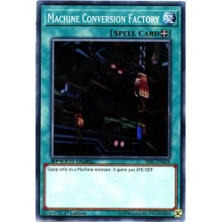 YGO SBSC-EN028 Usine de Convertisseurs / Machine Conversion Factory