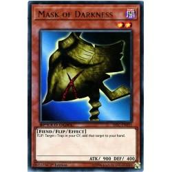 YGO SBSC-EN033 Masque des Ténèbres / Mask of Darkness