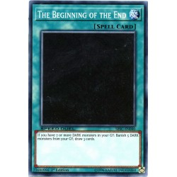 YGO SBSC-EN040 Le Début de la Fin / The Beginning of the End