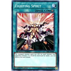 YGO SBSC-EN041 Esprit de Combat / Fighting Spirit