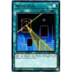 YGO SBSC-EN043 Rayon Nocturne / Night Beam