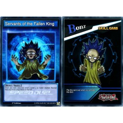 YGO SBSC-ENS04 Servants of the Fallen King