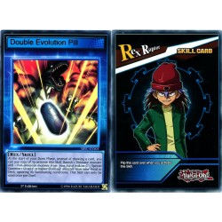 YGO SBSC-ENS05 Double Evolution Pill