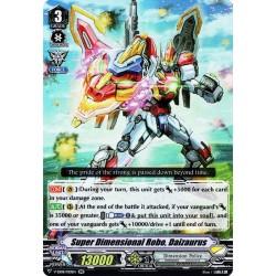 CFV V-EB08/010EN RR Super Dimensional Robo, Daizaurus