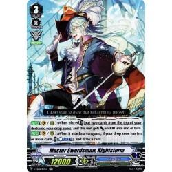 CFV V-EB08/013EN RR Master Swordsman, Nightstorm