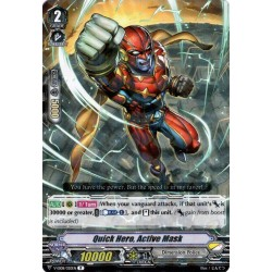 CFV V-EB08/020EN R Quick Hero, Active Mask