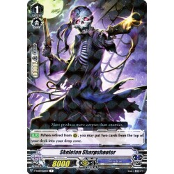 CFV V-EB08/025EN R Skeleton Sharpshooter