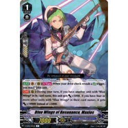 CFV V-EB08/031EN R Blue Wings of Resonance, Maxios