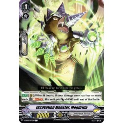 CFV V-EB08/037EN C Excavation Monster, Mogdrilla